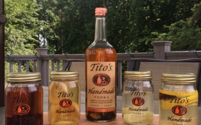 Do-It-Yourself Tito's Infusions